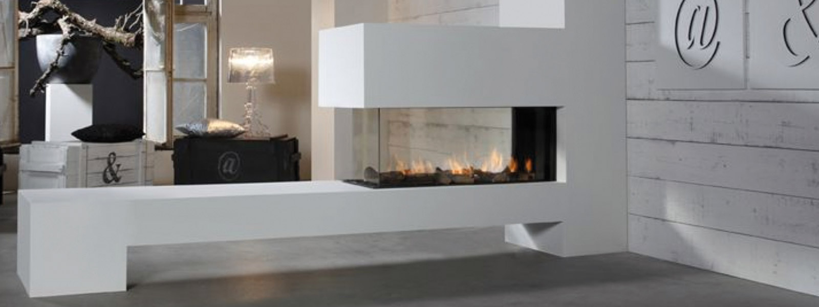 Fantastic Gas Fireplace Insert Aspect Rd L From Attika Interior Design Ideas Clesiryabchikinfo