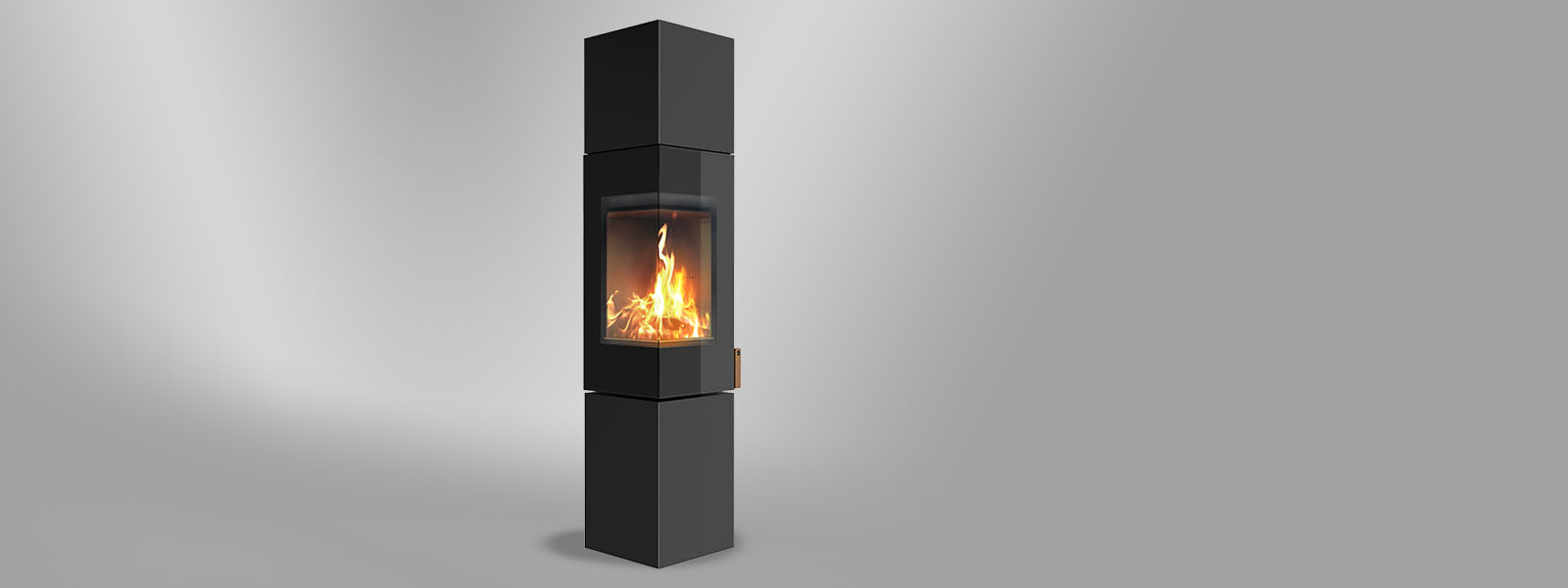 stove q be xl sophisticated functionality and perfect fire. Black Bedroom Furniture Sets. Home Design Ideas