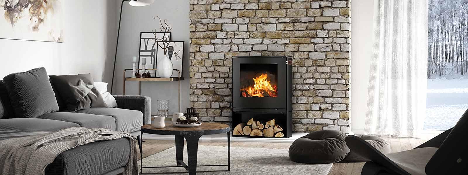kaminofen q tee 2 c ein eleganter ofen mit heissen kurven. Black Bedroom Furniture Sets. Home Design Ideas