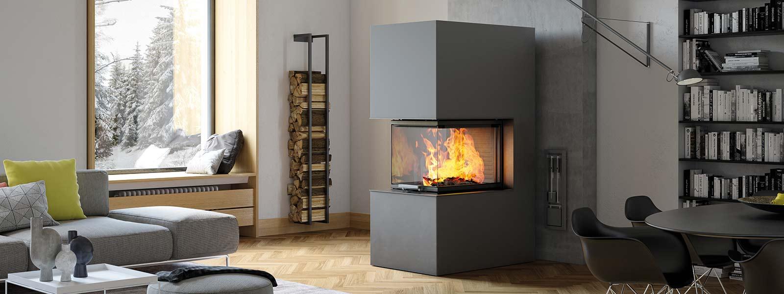kamineinsatz visio 3 1 st beeindruckt mit einer. Black Bedroom Furniture Sets. Home Design Ideas