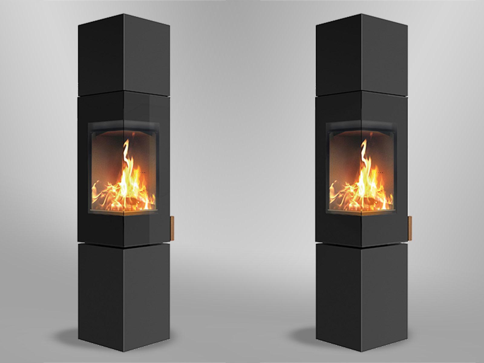 moderne kaminfen beautiful moderner kaminofen gros. Black Bedroom Furniture Sets. Home Design Ideas