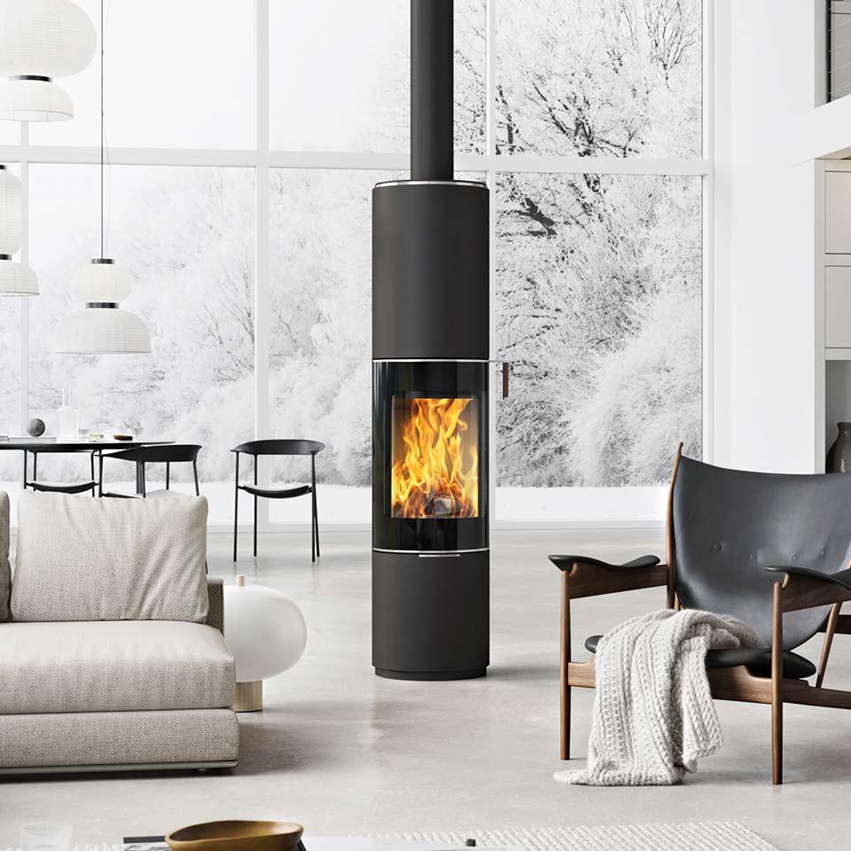 Rivenditori Stufe A Pellet Lombardia stufe e inserti per caminetti - design e qualità di attika
